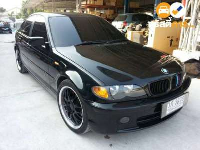 BMW Series 3 SE STEPTRONIC 318I 4DR SEDAN 2.0I 5AT 2003