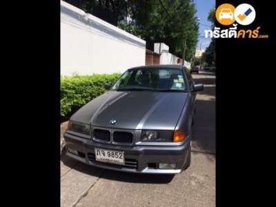 BMW Series 3 318I 4DR SEDAN 1.8I 4AT 1999