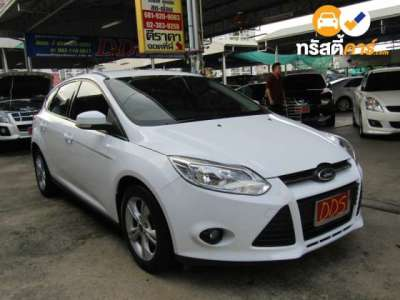 FORD FOCUS TREND 4DR HATCHBACK 1.6I 6AT 2014