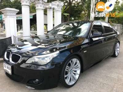 BMW Series 5 STEPTRONIC 520D 4DR SEDAN 2.0DCT 6AT 2014