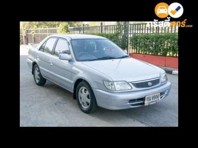 TOYOTA SOLUNA GLI 4DR SEDAN 1.5I 4AT 2000