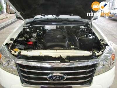 FORD EVEREST LTD TDCI 7ST 4DR SUV 3.0DCT 5AT 2011