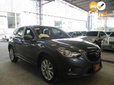 MAZDA CX-5 S SA 4DR WAGON 2.5I 6AT 2014