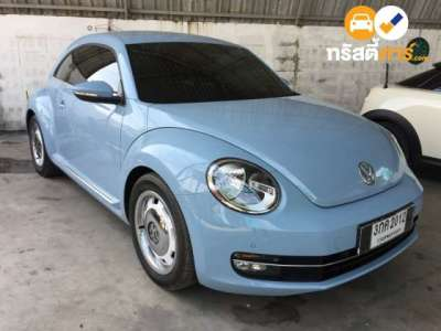 VOLKSWAGEN BEETLE 2DR COUPE 1.2I 4AT 2014