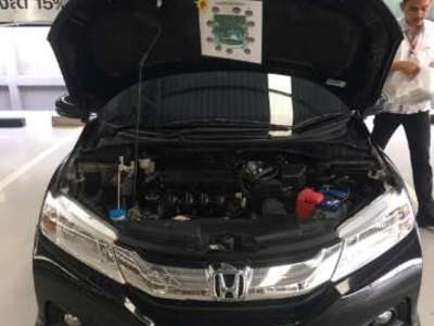 HONDA CITY 1.5 SV i-VTEC (AS) 2015
