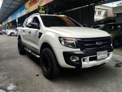 FORD RANGER 3.2 WILDTRAK DOUBLE CAB 4WD 2014