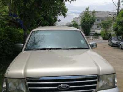 FORD EVEREST 2.5 LTD. 2WD 2004