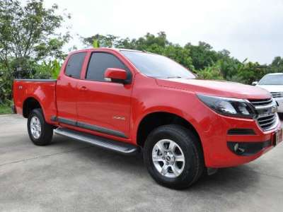CHEVROLET COLORADO 2.5 LT Z71 C-CAB 2017