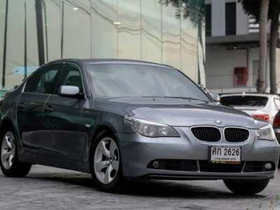 BMW SERIES 5 525 iSE 2005