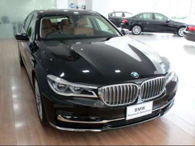 BMW SERIES 7 730 Ld 2017