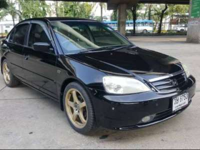 HONDA CIVIC 1.7 VTi (ABS/AIRBAG) 2003