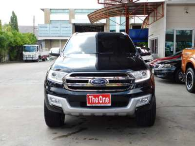 FORD EVEREST 3.2 TITANIUM PLUS 2017