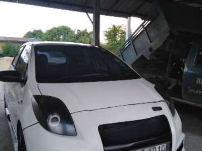 TOYOTA YARIS 1.5 E LIMITED 2007