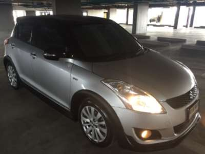 SUZUKI SWIFT ECO SWIFT 1.25 GLX 2015