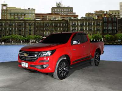 CHEVROLET COLORADO 2.5 LT Z71 C-CAB 2018