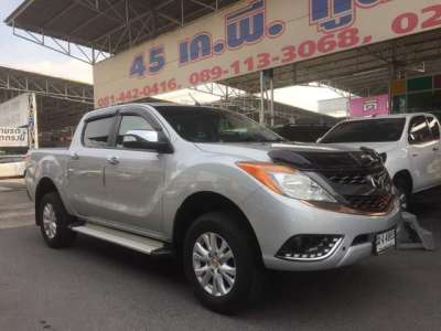 MAZDA BT-50 PRO 3.2 R DOUBLE CAB 4WD 2013