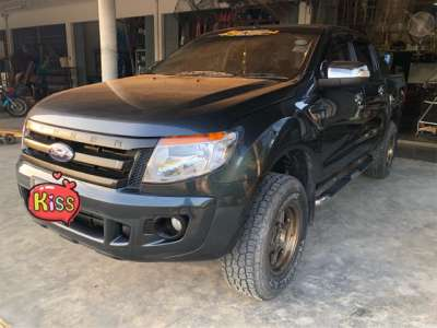 FORD RANGER 2.2 XLT DOUBLE CAB HI-RIDER 2013