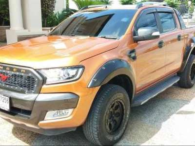 FORD RANGER 2.2 WILDTRAK DOUBLE CAB 4WD 2017