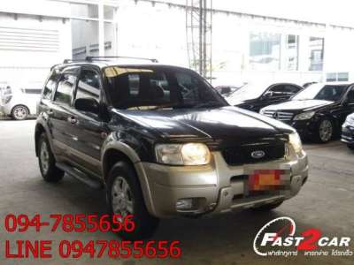 FORD ESCAPE 2.3 2004