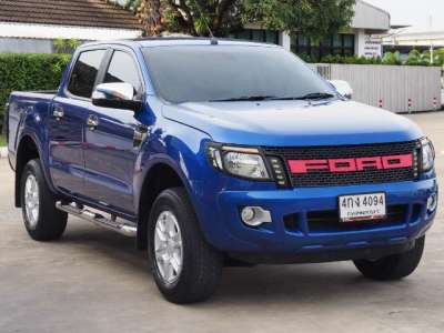 FORD RANGER 2.2 XLT DOUBLE CAB HI-RIDER 2015