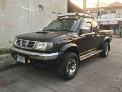 NISSAN FRONTIER 3.0 ZDI-T KING CAB 4WD 2001