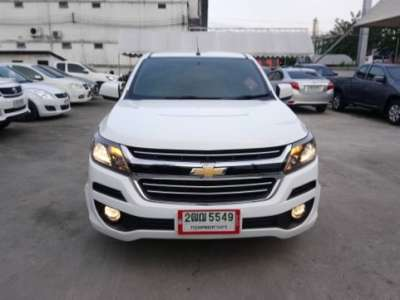 CHEVROLET COLORADO 2.5 LT X-CAB 2017