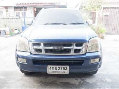 ISUZU RODEO 3.0 LS TURBO 4WD XENON 2004