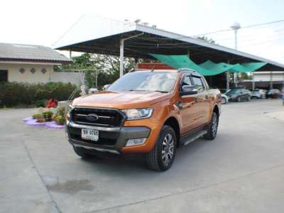 FORD RANGER 2.2 WILDTRAK DOUBLE CAB HI-RIDER 2017