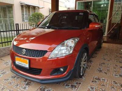SUZUKI SWIFT ECO SWIFT 1.25 GLX 2014