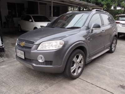 CHEVROLET CAPTIVA 2.4 LS 2008