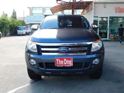 FORD RANGER 2.2 XLT DOUBLE CAB 2015