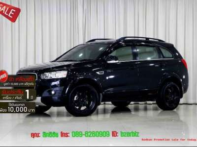 CHEVROLET CAPTIVA 2.4 LSX 2012