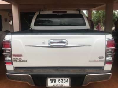 ISUZU V-CROSS 3.0 Ddi Z 2012