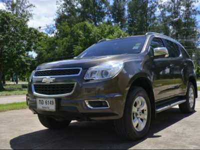 CHEVROLET TRAILBLAZER 2.8 4WD 2013