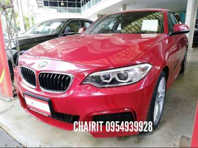 BMW SERIES 2 218 i Coupe M Sport 2016