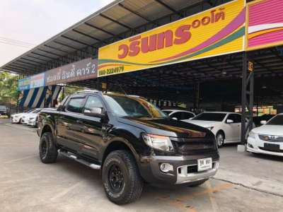 FORD RANGER 2.2 WILDTRAK DOUBLE CAB 4WD 2013
