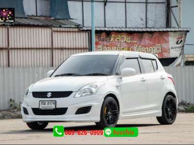 SUZUKI SWIFT ECO SWIFT 1.25 GL 2013