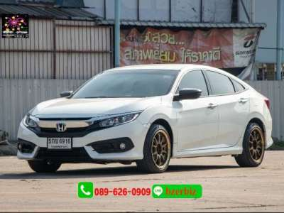 HONDA CIVIC 1.8 EL 2016