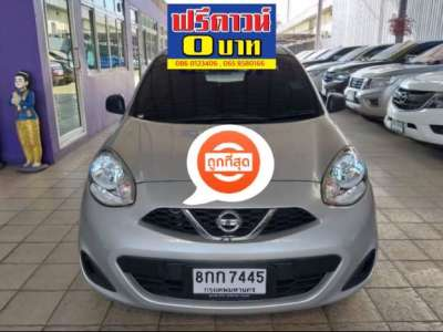 NISSAN MARCH 1.2 S 2017