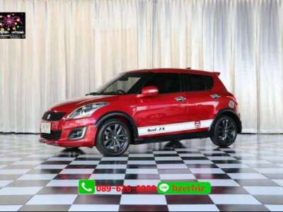 SUZUKI SWIFT ECO SWIFT 1.25 GLX 2017