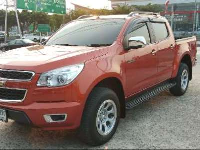 CHEVROLET COLORADO 2.5 LT Z71 C-CAB 2016
