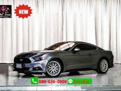 FORD MUSTANG 2.3 2018