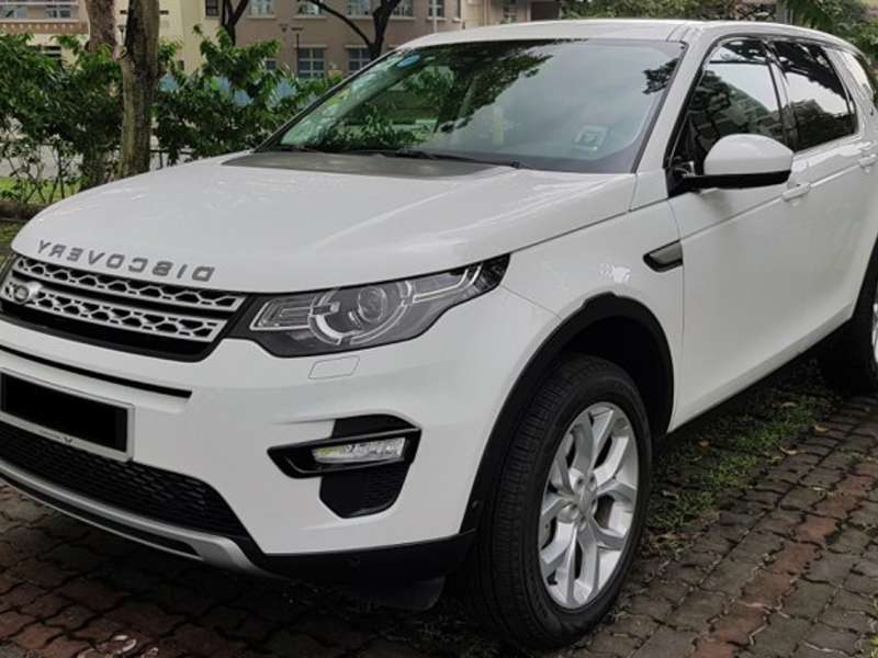 Land Rover Discovery Sport 2.0A 7 Seater For Sale   Carro Used Car  Marketplace