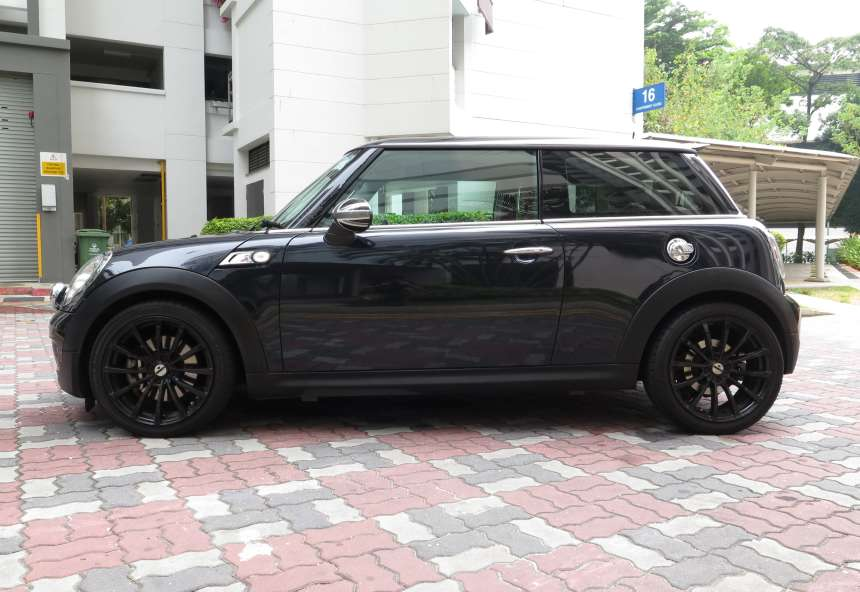 Image of #JT9651 MINI Cooper S 1.6 A