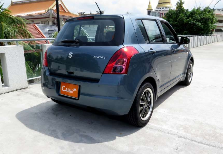 Image of #HO9066 Suzuki Swift 1.2XE