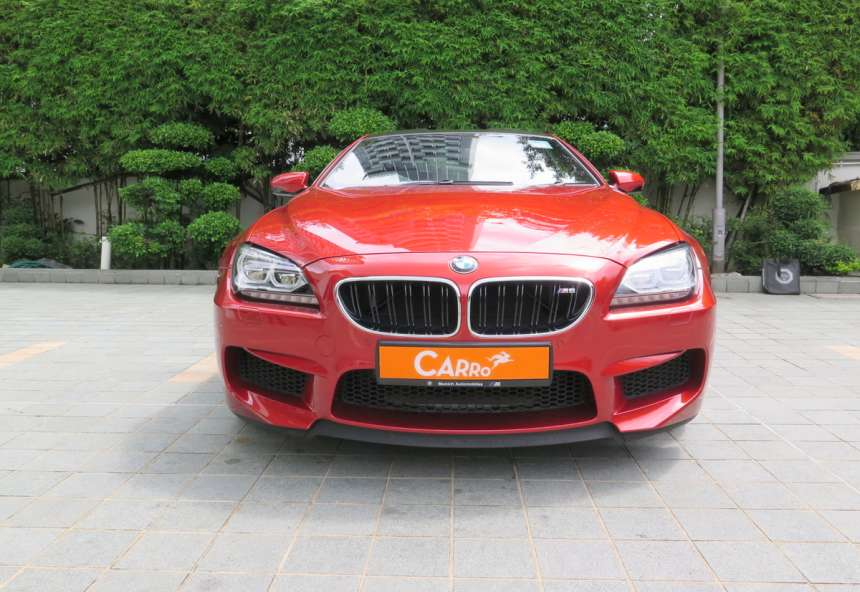Image of #HJ3990 BMW M6 Coupe