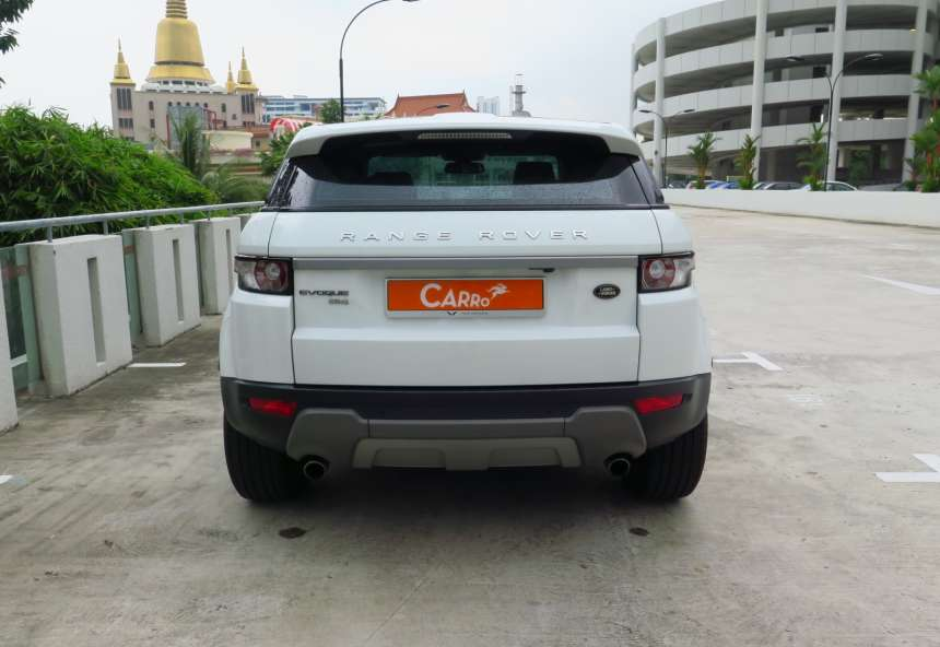 Image of #OR2326 Land Rover Evoque 2.0 AT