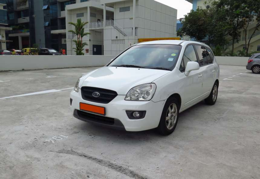 Image of #YH3308 Kia Carens 2.0A