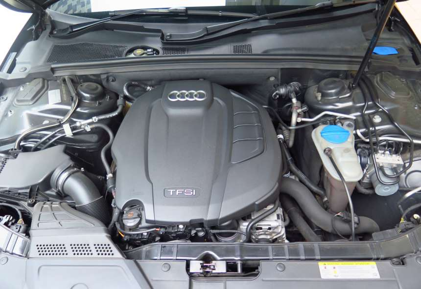 Image of #EQ7964 Audi A4 1.8 TFSI MU Attraction Plus