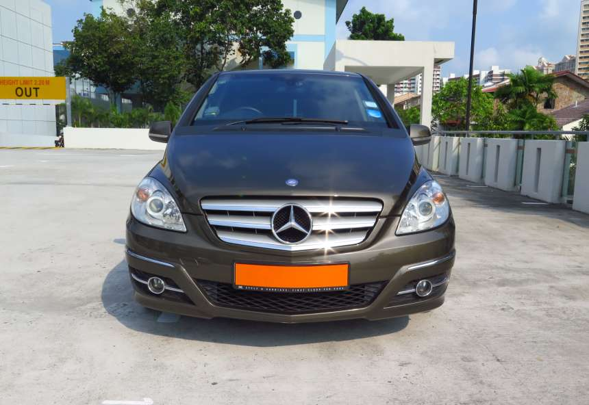 Image of #IA2734 Mercedes-Benz B170